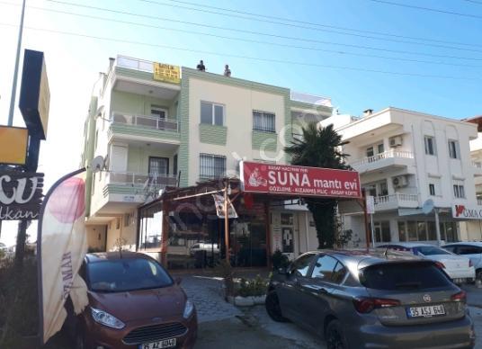 Menderes Çukuraltı'da Satılık Çatı Dubleks teraslı bakımlı - Sokak Cadde Görünümü
