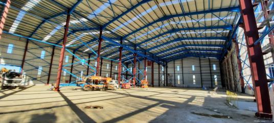 Dilovası Mermerciler'de 10500 m2+1000 Kwa+Kdv Avantajlı Fabrika