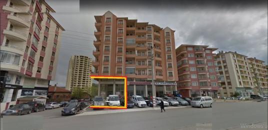 Satılık 323 m2 Dükkan Sungurlu'da Çorum Kırıkkale Yolu Üzerinde - Sokak Cadde Görünümü