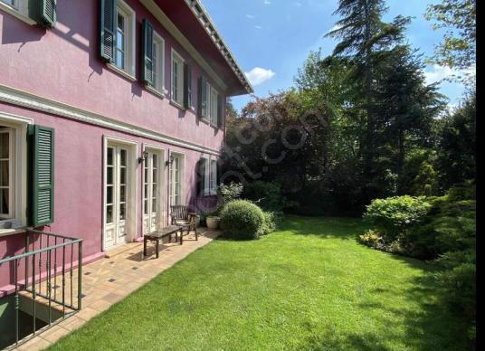 Göktürk Kemer Country Ana Faz'da 7+1 Satılık Müstakil Villa - Dış Cephe