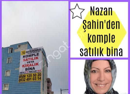 NAZAN ŞAHİN'DEN ATATÜRK BULV. CEPHE KİRALIK TİCARİ BİNA