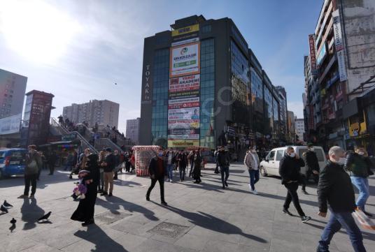 ŞİRİNEVLER MEYDAN TOYAK İŞ MERKEZİNDE SATILIK DÜKKAN - Sokak Cadde Görünümü