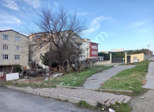 Arnavutköy Bolluca'da Satılık Konut İmarlı - Site İçi Görünüm