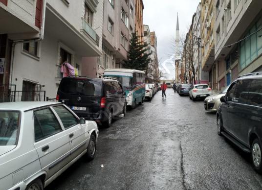 çağlayan cami sokak ta - Sokak Cadde Görünümü