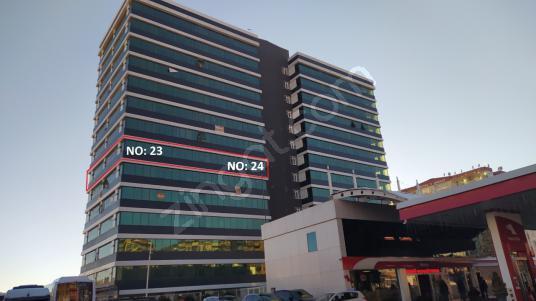 Gaziler Eski Son Durak Akatay Plaza 4 ADET Satılık 2+1 Lüks Ofis