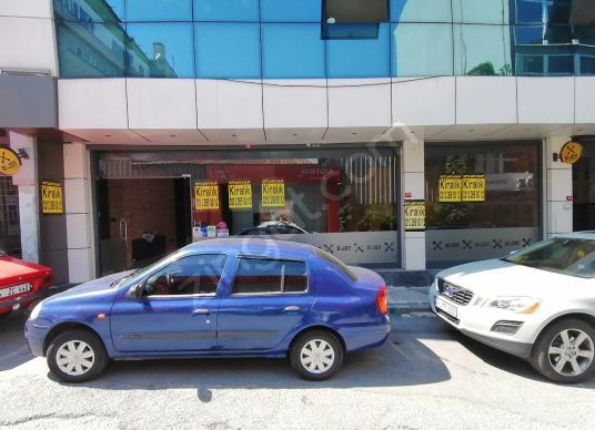 Turyap'tan Seyrantepe Yeşilce'de Kiralık 203 m2 depolu işyeri - Açık Otopark