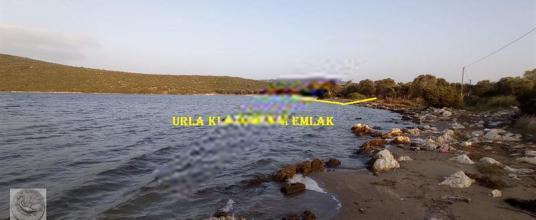 Urla'da Denize Sıfır Satılık Doğa Harikası Emsalsiz Tarla. - Manzara