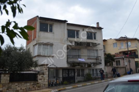 Urla Merkez'de Sanat Sokağına Çok Yakın Satılık Komple bina - Sokak Cadde Görünümü