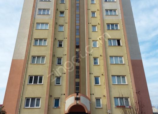 Kiptaş 2 de Site de 2+1 75 m2 Tuzla Mimar Sinan'da Satılık Daire - Dış Cephe
