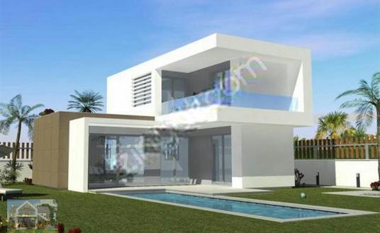 Villalar 5 milyon lira ediyor arsa payı bir milyon lira