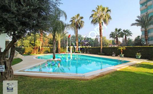 Turyap' tan, Narlıdere, Hane Rezidans' ta Satılık 4+1 Lüx Daire - Yüzme Havuzu