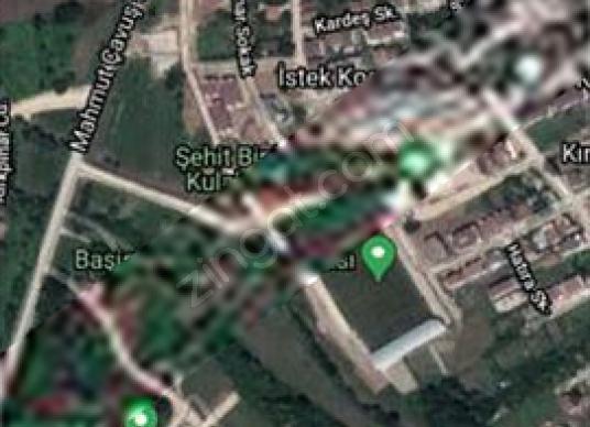 BAŞİSKELE DÖNGEL MERKEZDE 1034M2 ÇOK İYİ KONUMDA ARSA - Harita