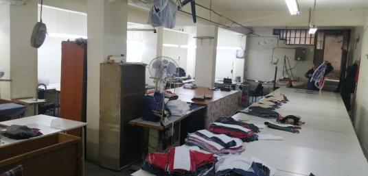 Esenler fatih mahallesinde satılık 164m² işyeri - Spor Salonu
