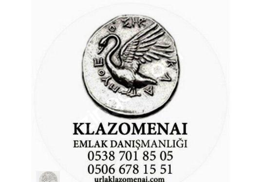 Urla Özbek Köyünde Satılık 10 Villalık Arsa. - Logo