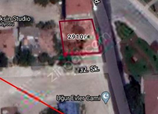 UĞUREVLER 18.CADDE 319 m2 ARSA ALAN KAZANIR