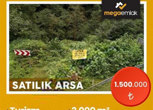 MEGA EMLAK | ÇAMLIHEMŞİN'e 5 km UZAKLIKTA SATILIK TURİZM ARSASI - Logo