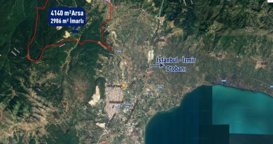 Yalova Güney Köyde Yaşlı Bakım Evi Projesi Hazır 4140 M2 Arsa