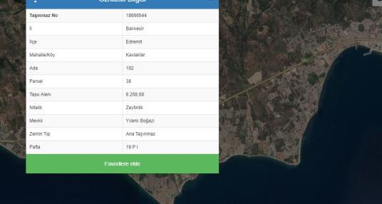Edremit Kavlaklarda Harika Manzara 6.268 M2 Satılık Zeytinlik - undefined