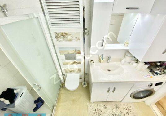 Bahçelievlerde 3+1 İçi Yapılı Masrafsız Doğalgazlı Satılık Daire - Tuvalet