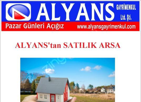 ALYANS'tan DENİZ MANZARALI, SORUNSUZ ALTYAPI, KREDİYE UYGUN - Logo
