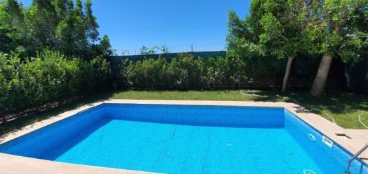Serik Kadriye'de 4+1eşyalı. kiralık villar - Yüzme Havuzu
