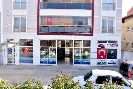 Karacasu/AYDIN da Merkezi Konumda 420m2 MAĞAZA ACİL SATILIK!! - Sokak Cadde Görünümü