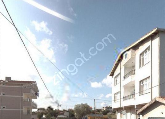 Çatalca binkılıç iki bina arasında olan 531 metre arsamız satılı - Sokak Cadde Görünümü