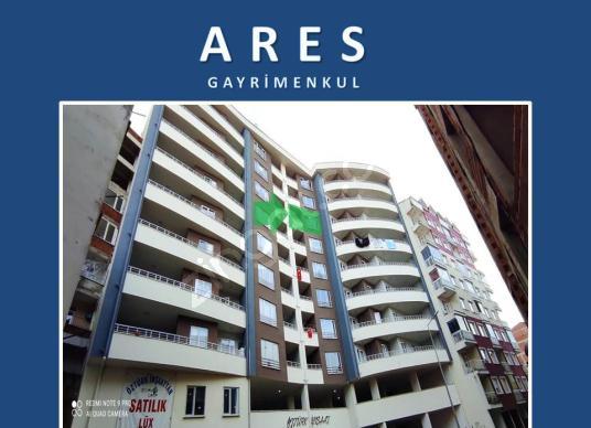 ARES GAYRİMENKUL BULANCAK MH.3+1/160m2 DENİZ MANZARALI DAİRE - Dış Cephe