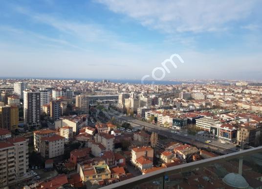 Kent Plus Kadıköy de Deniz Manzaralı Ferah 3.5+1 - Manzara