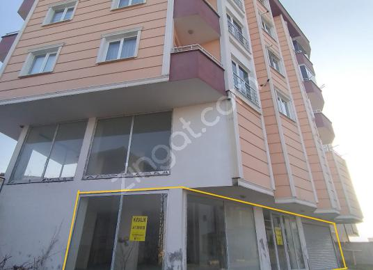 Cengiz Topel Caddesine Çok Yakın 160 m2 Kiralık Dükkan - Dış Cephe