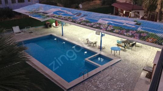 DEDA EMLAKTAN ÇOK UYGUNA GÜNLÜK KİRALIK  VİLLA  OTEL - Yüzme Havuzu