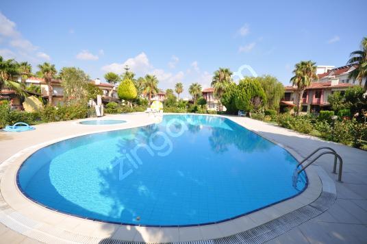 Manavgat Çolaklı'da Satılık Villa 3+1 havuzlu denize 700m - Yüzme Havuzu