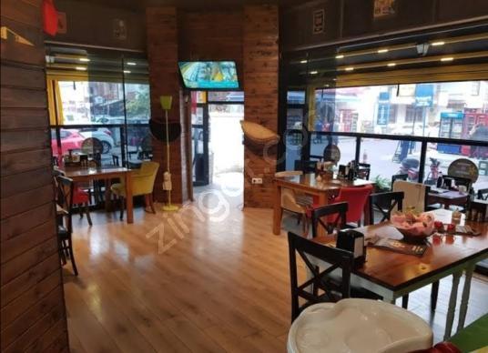 POZCU'DA,FORUM AVM SAHİL ARASI,KÖŞEBAŞI,FAAL RUHSATLI CAFE 115M2