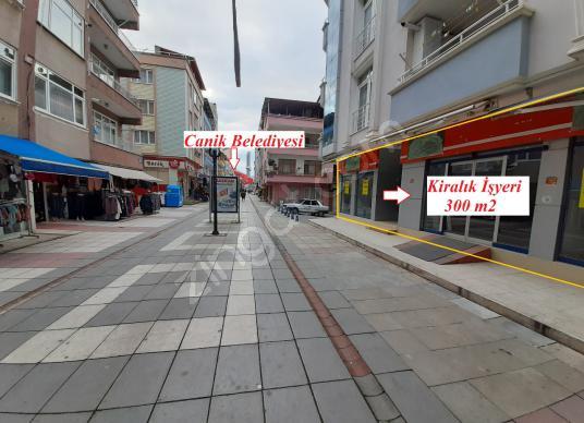 Mekke Caddesi Üzerinde Kiralık 300 m2 İşyeri - Sokak Cadde Görünümü