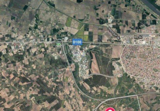 Imara açık bölgeye yakın satılık tarla - Manzara
