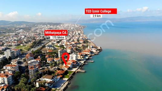 KW Alper Duran'dan Denize Sıfır Muhteşem Villa - Manzara