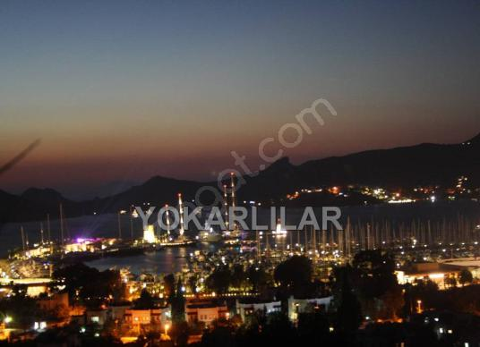 Yalıkavak'ta Satılık Full Marina ve Günbatımı Manzaralı Arsa1092