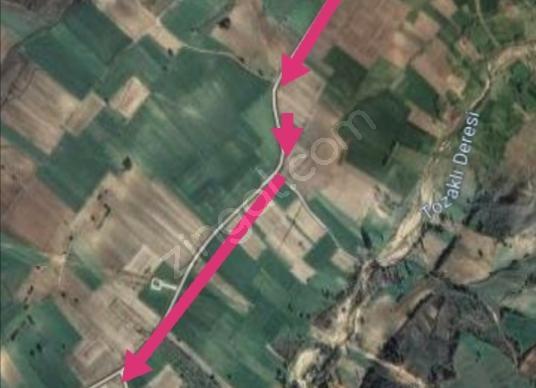 Pınarhisar Tozaklı Köyü'de Satılık - Harita