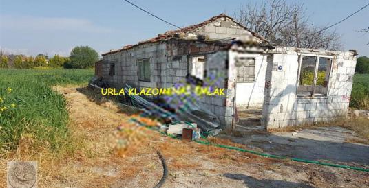 URLA İTOKENT YANI/ 24.723 m2 EMSALSİZ SATILIK TARLA/ 3CEPHE YOL - Çocuk Oyun Alanı