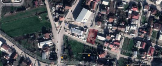 BAŞİSKELE KULLARDA 523 M2 TİCARİ ARSA KİRALIK - Açık Otopark