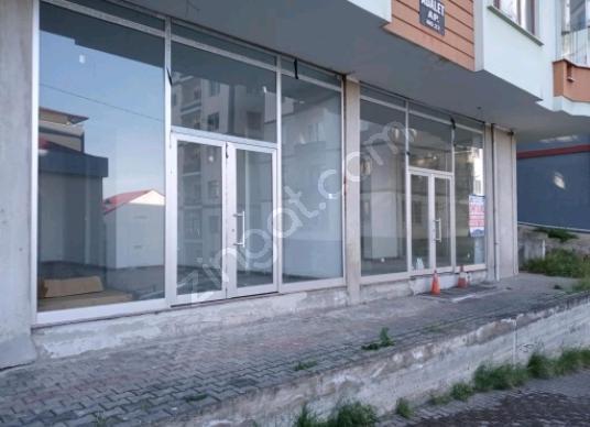 Akçaabat Dürbinar'da Kiralık Dükkan / Mağaza - Balkon - Teras