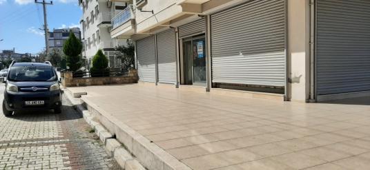 Menemen Kasımpaşa'da 2 adet dükkan  Satılık Dükkan / Mağaza - Dış Cephe