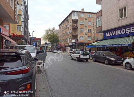 AVCILAR E5 ÜZERİ 230m2 DEVİRLİ 2 KATLI KİRALIK DÜKKAN - Sokak Cadde Görünümü