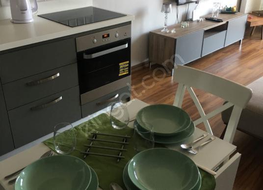 Esenyurt Güzelyurt'ta Kiralık Rezidans - Mutfak