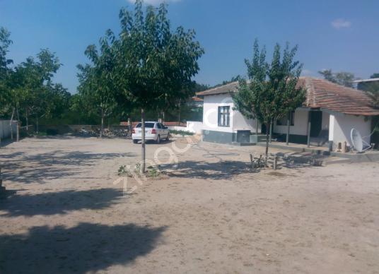 Edirne/Havsa/Necatiye Köyü Satılık Köy Evi ve Arsası