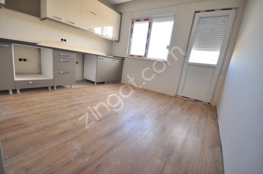 Manavgat Ilıca'da Satılık 3+1 köşe garaj üstü Daire odunluklu