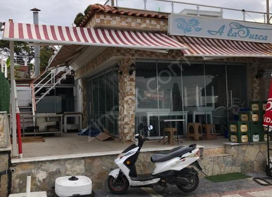 Gün Işığı Emlaktan Denize Sıfır Devren Restaurant - Açık Otopark