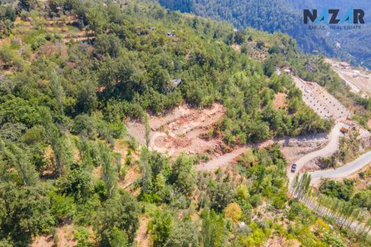 Alanya Bademağacı Köyü'nde Satılık Arsa - Arsa
