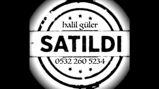 DORE LİFE SİTESİ EŞYALI SATILIK 2.KAT ARKA CEPHE 1+1 HALİL GÜLER - Logo