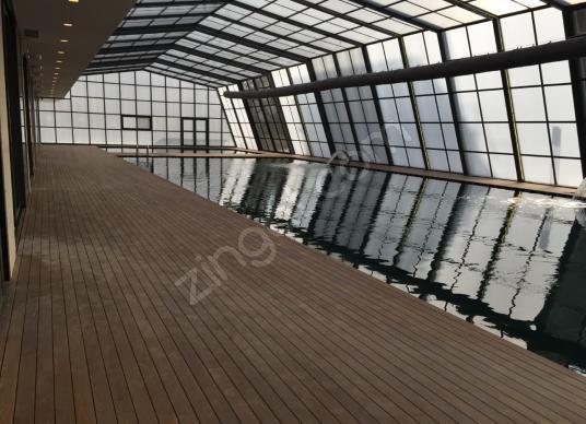 EVKA 3'EN SEÇKİN SİTESİNDE 4+1 SIFIR LÜK DAİRELER - Balkon - Teras